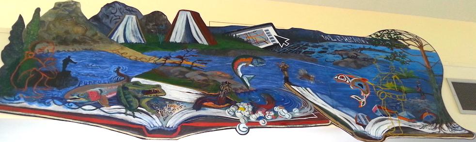 1Elmvale Mural
